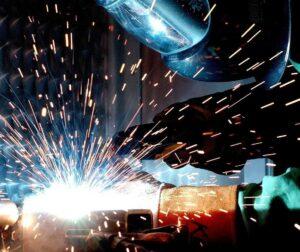 welding, welder, work